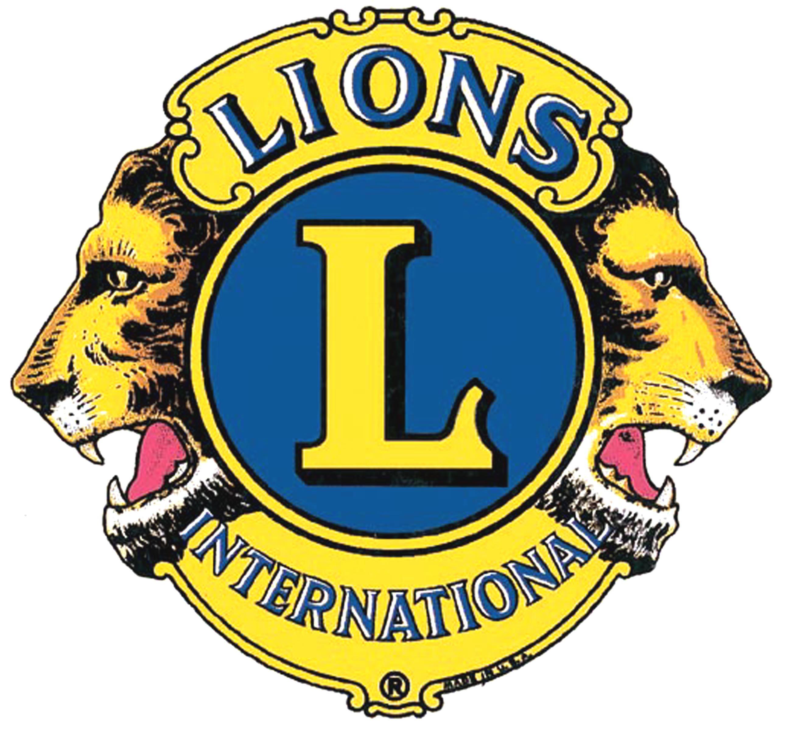 Lions Club Scholarship.