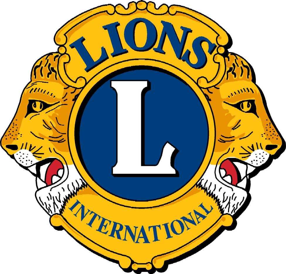 Lions Club Logo Clipart.