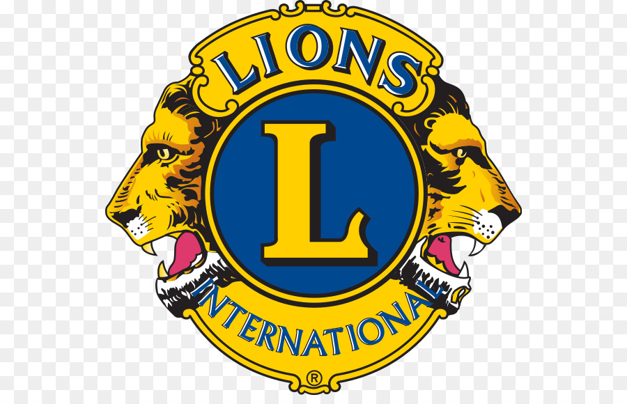 Lions Club Of Hastings Yellow png download.