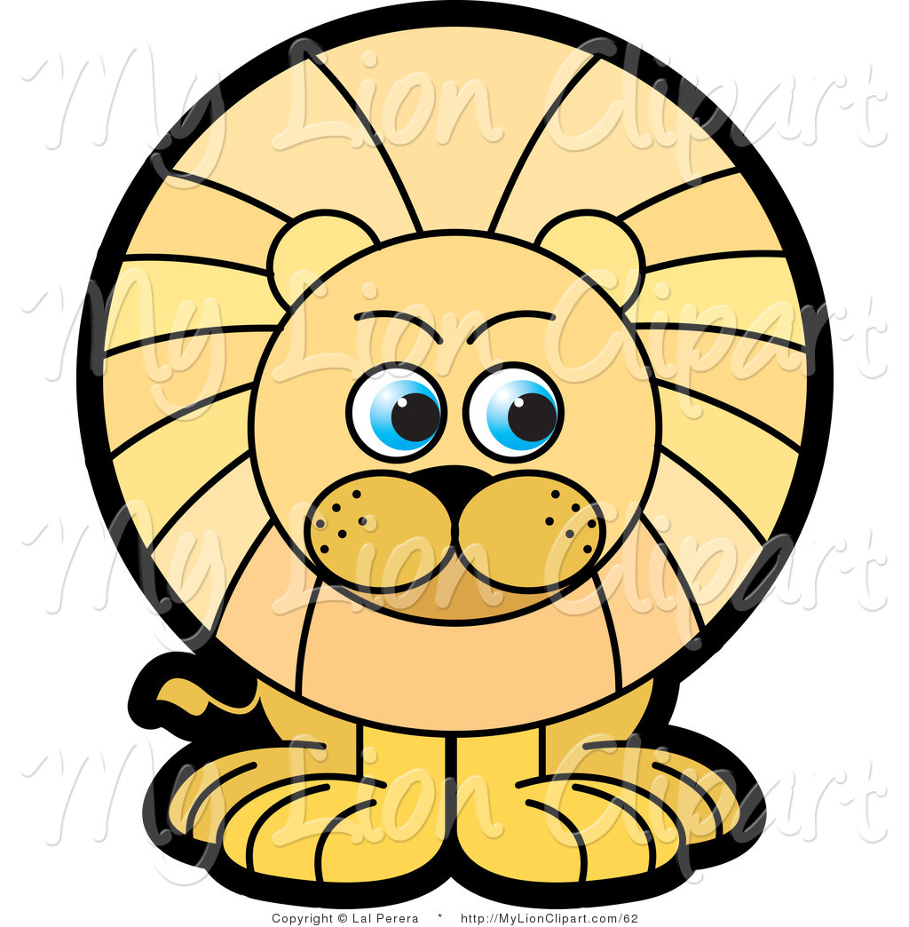 Royalty Free Zoo Animal Stock Lion Designs.