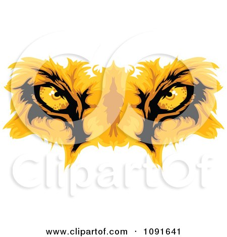 Royalty Free Stock Illustrations of Lions by Chromaco Page 1.