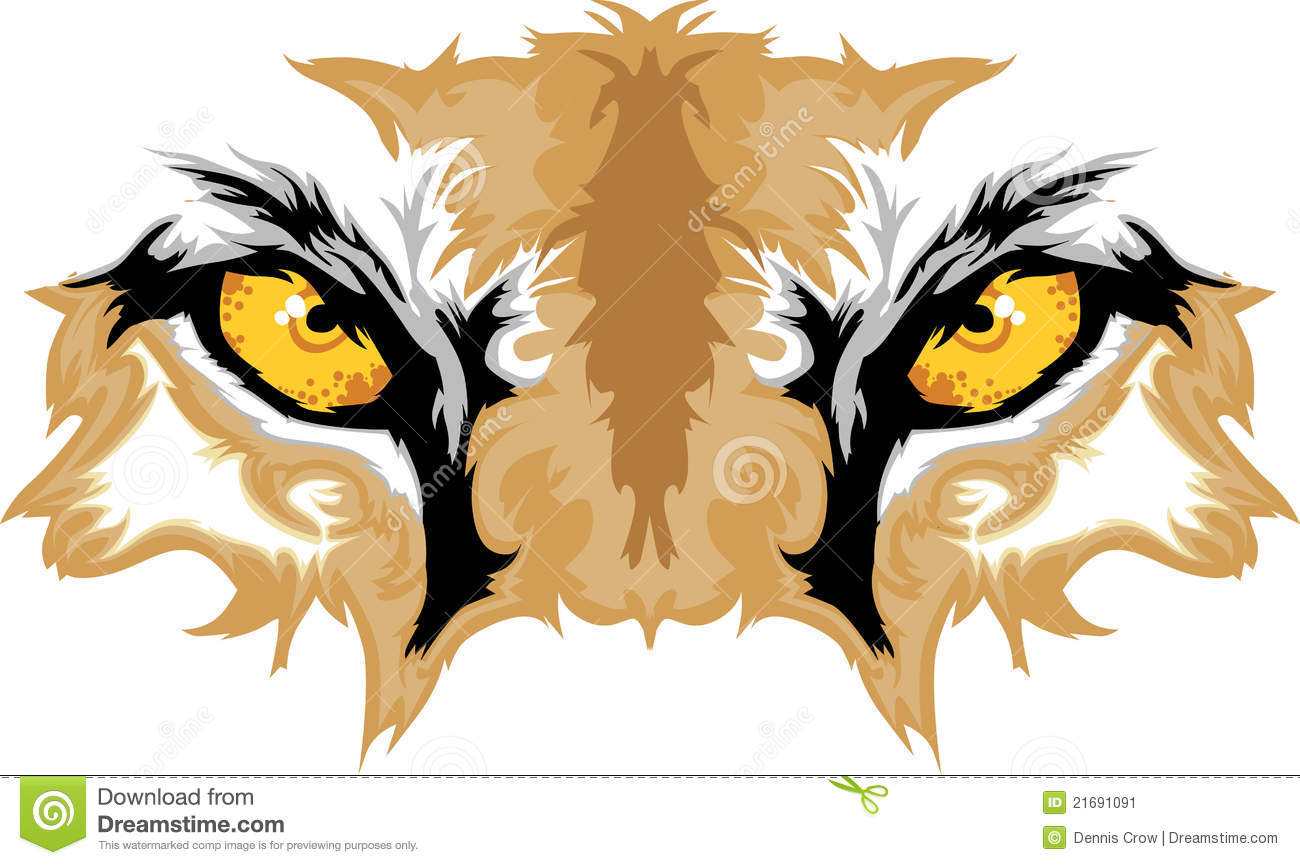 Lions Stock Illustrations.