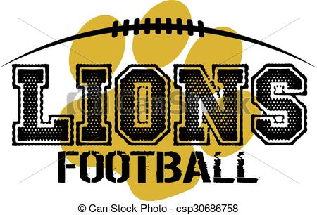 lions football.