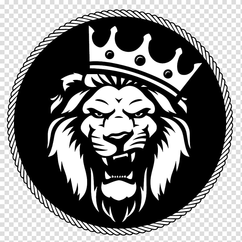 Lion Logo Roar , lions, lion y transparent background PNG.