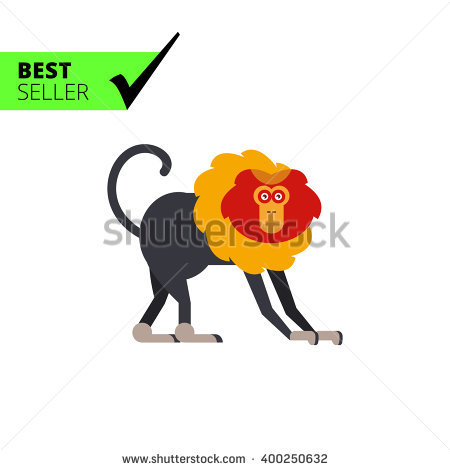 Lion Tailed Macaque Clipart Clipground