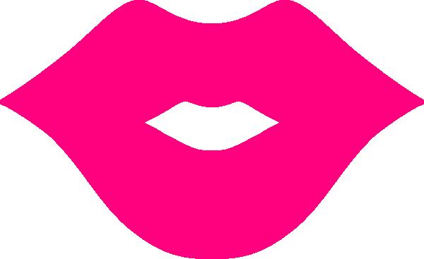 Kissy Lips Clipart.