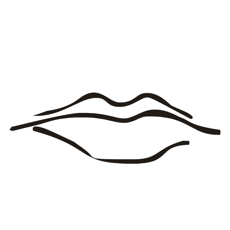Lips Clip Art Free Kiss.