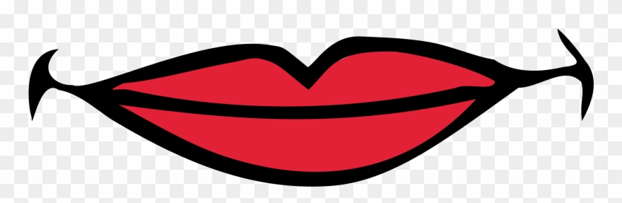 Lips Clipart Clip Art Red.