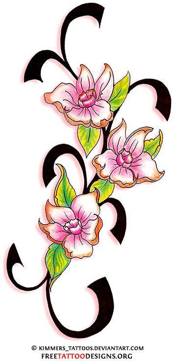 Pink Floral.
