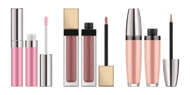 Best Lip Gloss Illustrations, Royalty.