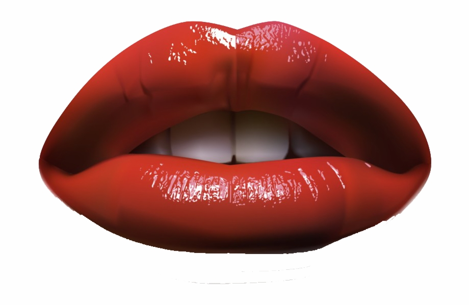 Realistic Lips Png, Transparent Png Download For Free.