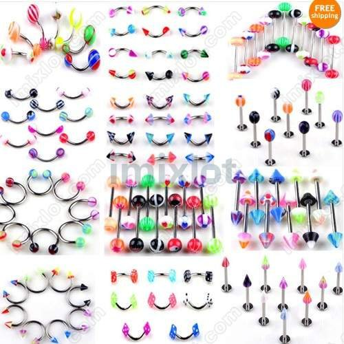 Compare Prices on Lip Piercing Retainer.