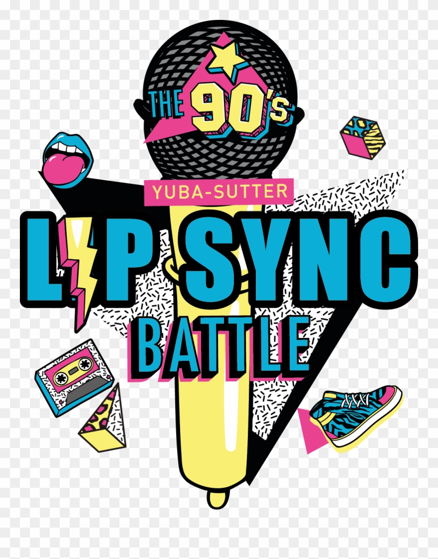 Karaoke Clipart Lip Sync Battle.