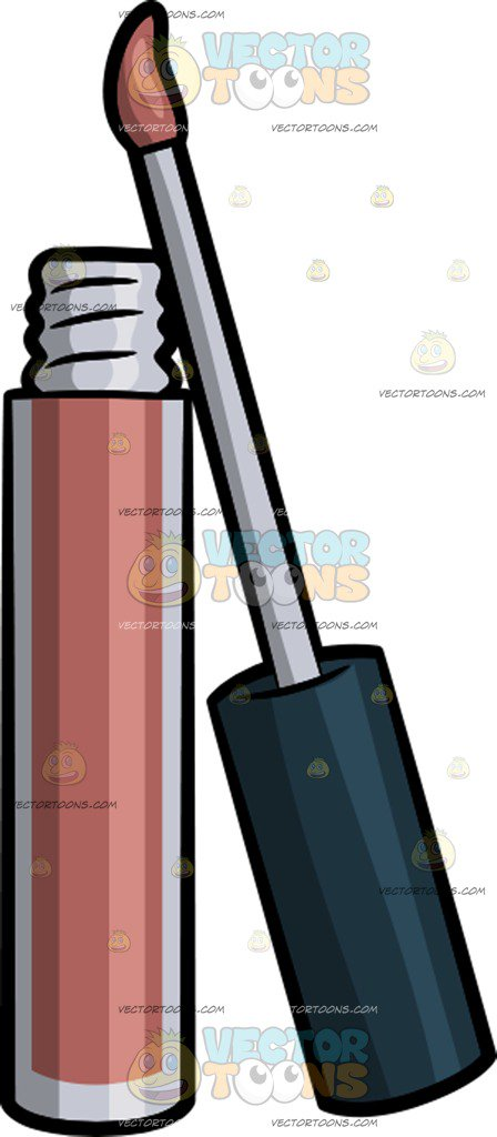 Lip gloss clipart 1 » Clipart Station.