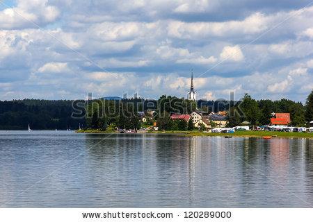 Lipno Lake Stock Photos, Images, & Pictures.