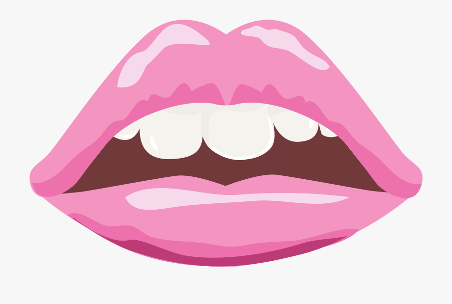 Pink Lips Clipart Free Download Clip Art Of Lips Clipart.