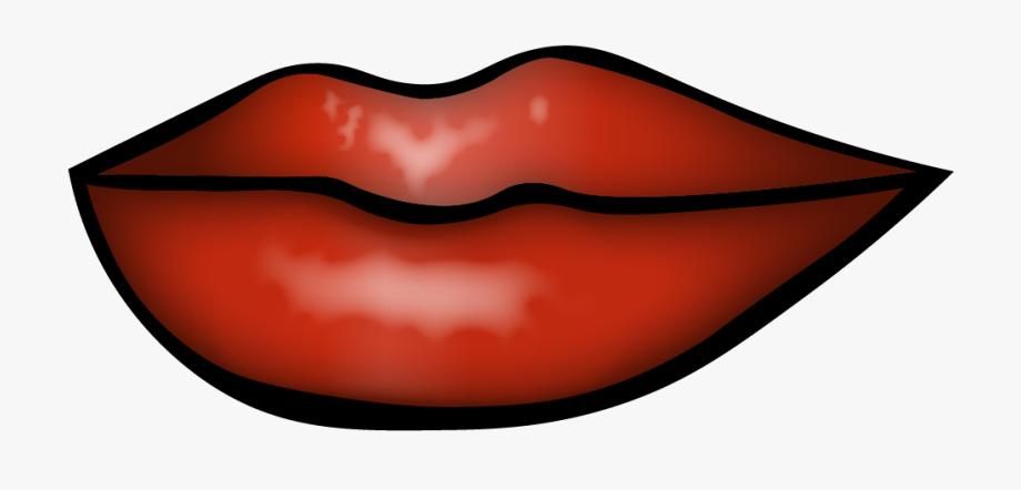 Kiss Lips Clipart.