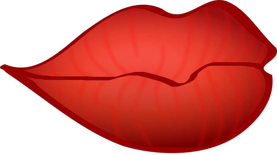 Free vector graphic: Lips Sensual, Kiss, Love, Body.