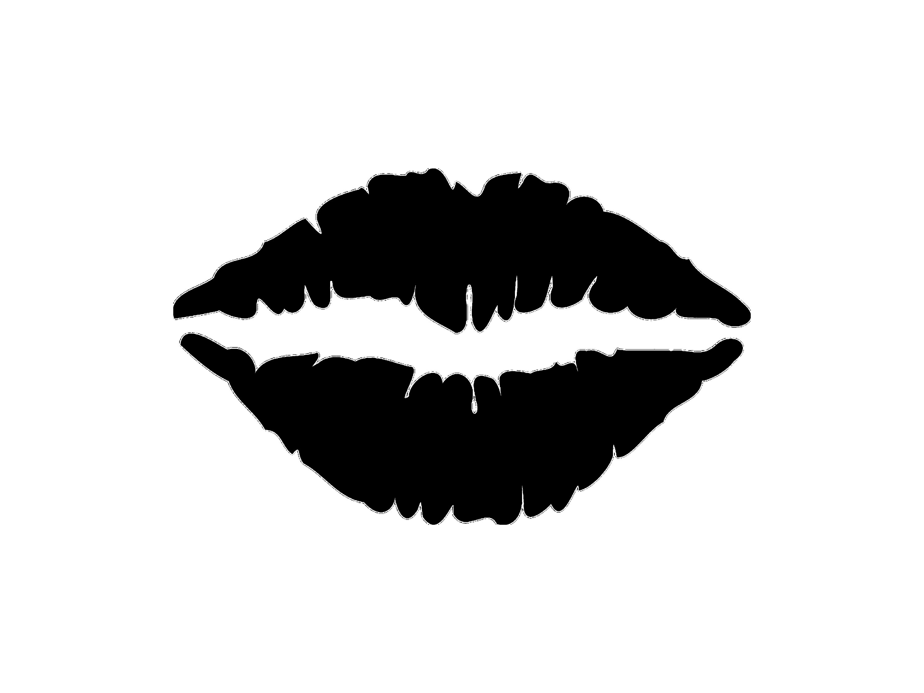 Lips Silhouette Png, png collections at sccpre.cat.