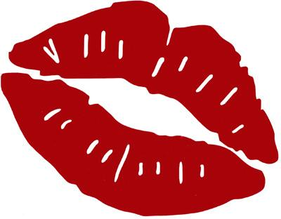 Kiss mark clipart 1 » Clipart Station.