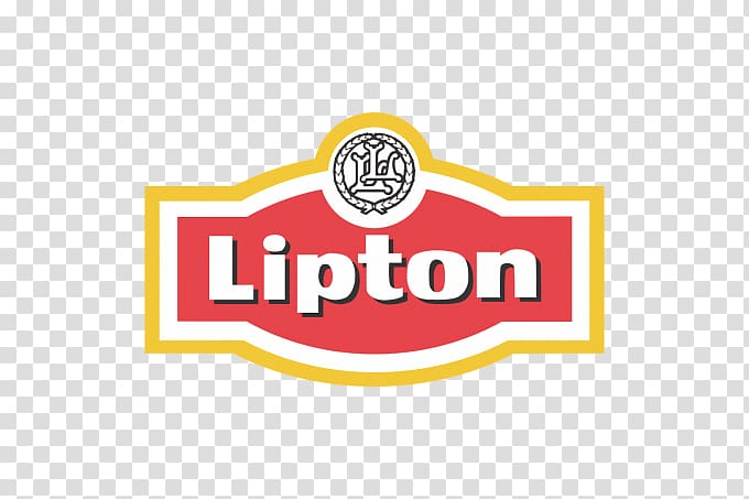 Logo Lipton Tea Brand Yellow, tea transparent background PNG.