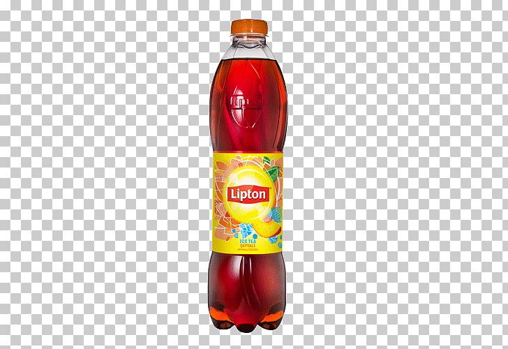 Iced tea Lipton Ice Tea Peach, iced tea PNG clipart.