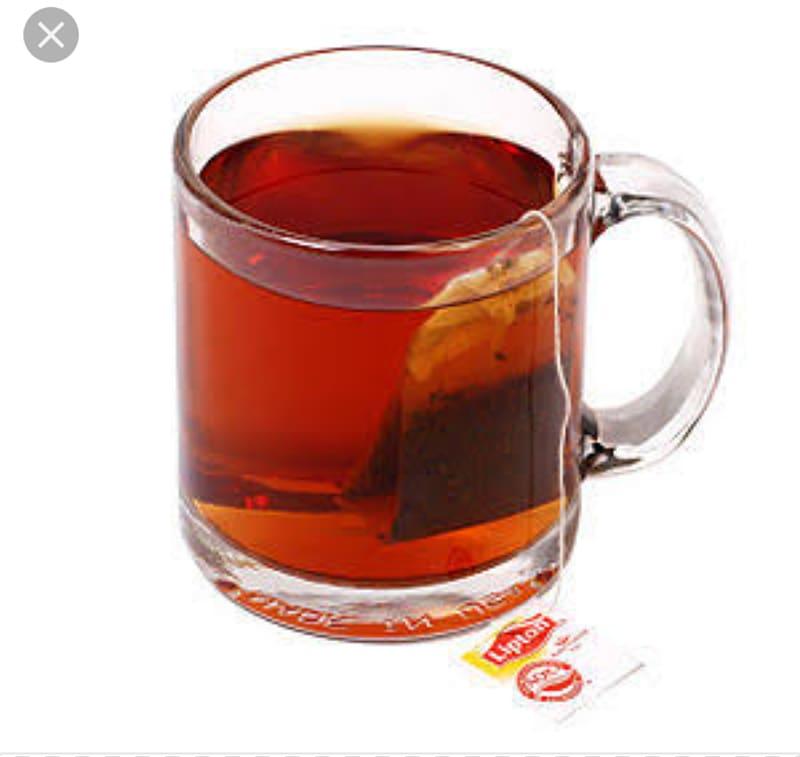 Ice cream Green tea English breakfast tea Lipton, tea.