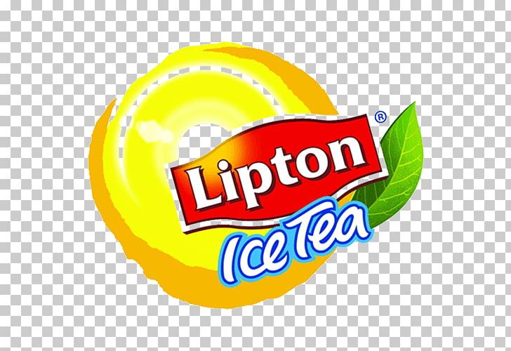 Iced tea Logo Fizzy Drinks Lipton, iced tea PNG clipart.