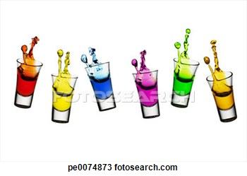 Shot Of Liquor Clipart.