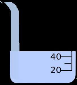 Beaker With Liquid Clip Art at Clker.com.