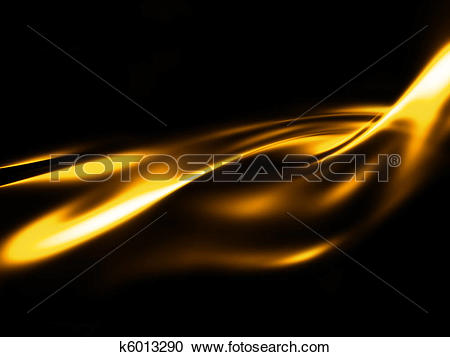 Stock Illustrations of liquid gold k6013290.