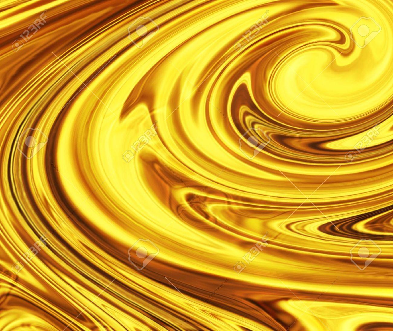 Liquid gold clipart.
