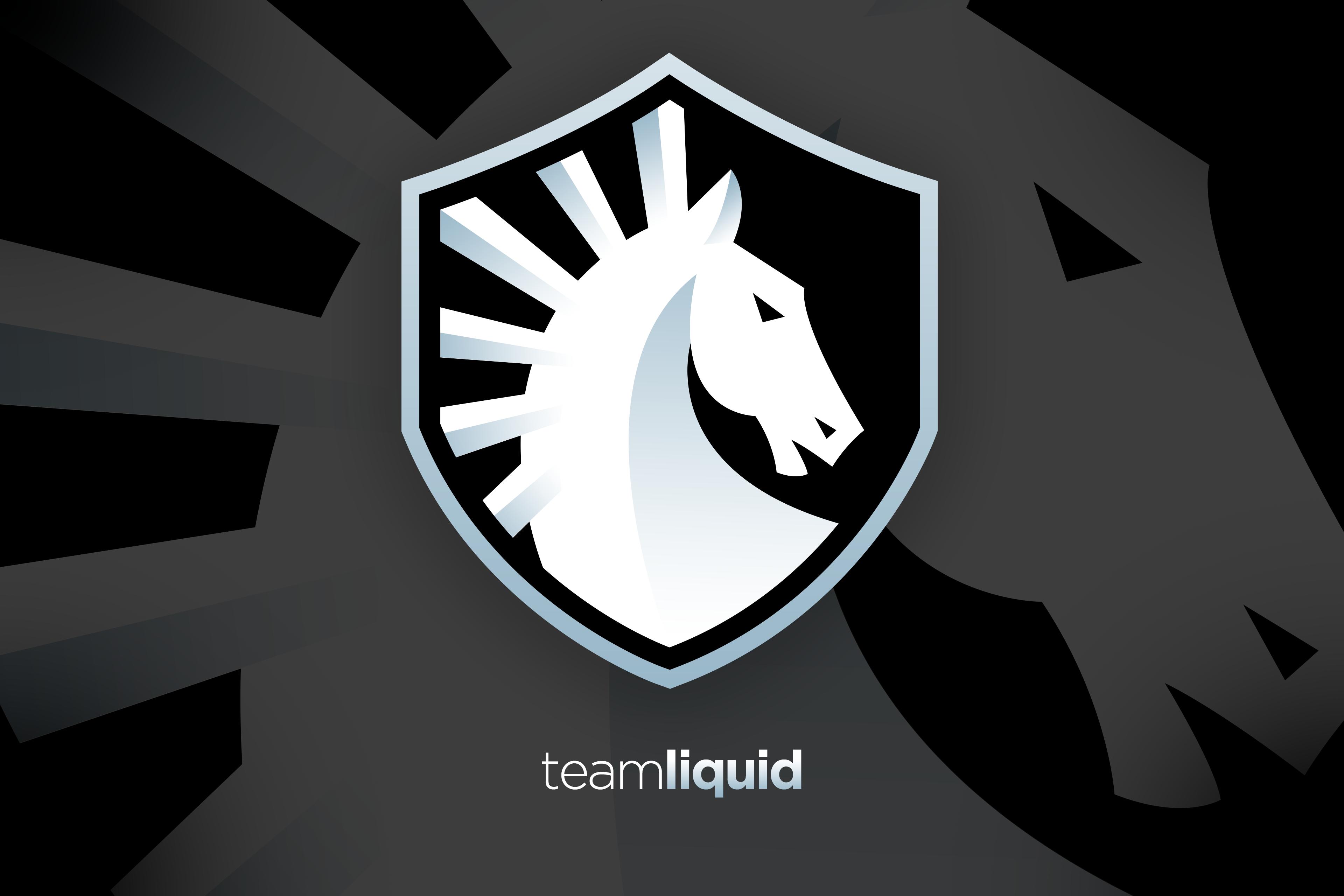 Remade the Liquid Logo. Hope you guys like it! <3.