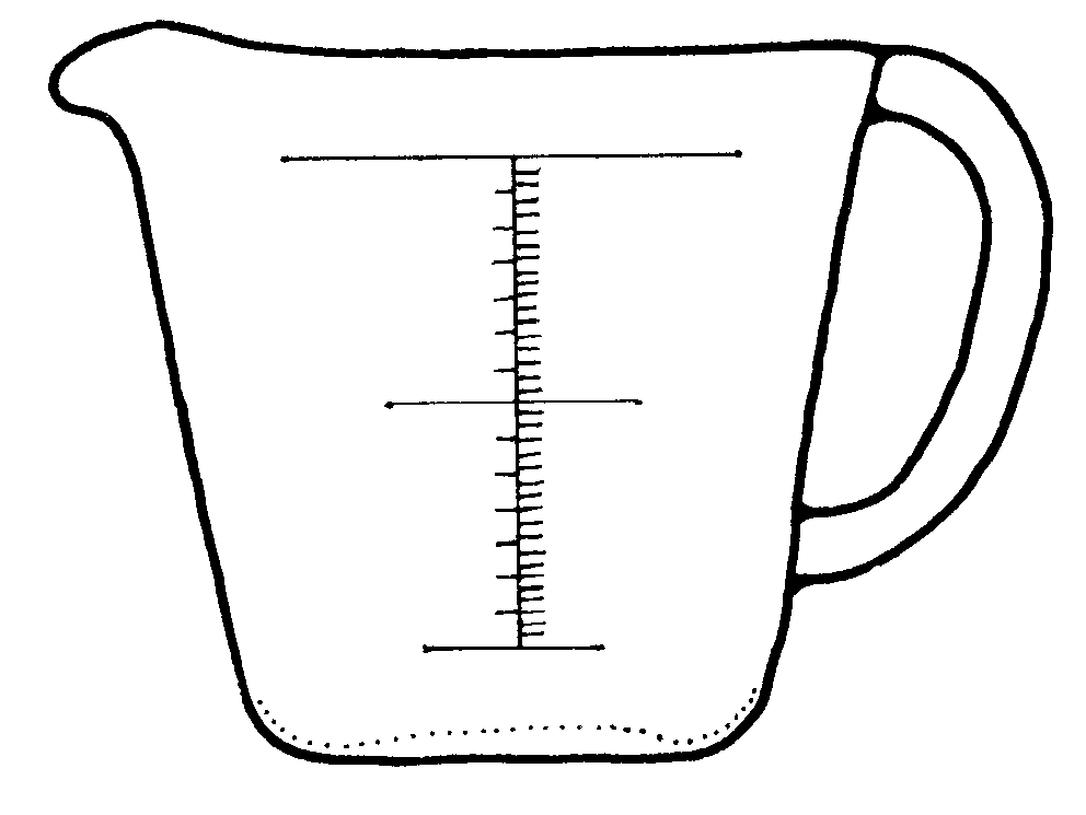Free Picture Of A Measuring Cup, Download Free Clip Art.
