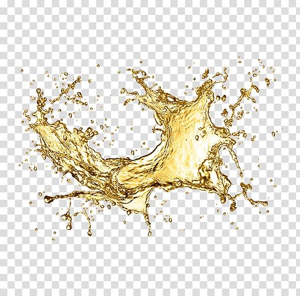 Water , Champagne water splash map, gold liquid splash.
