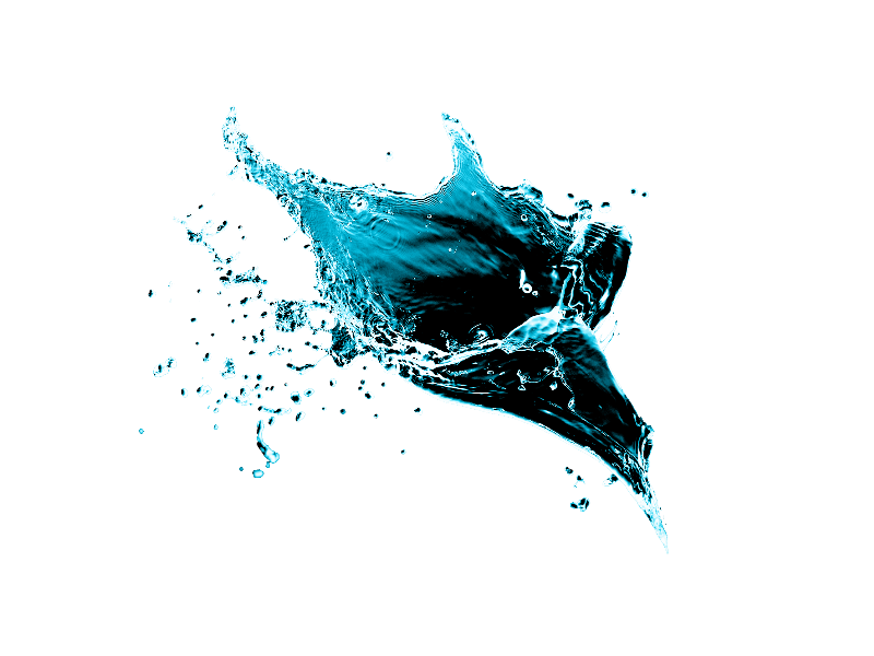 Water Splash PNG Image (Isolated.