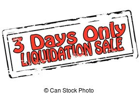 Liquidation sale Illustrations and Clipart. 993 Liquidation sale.