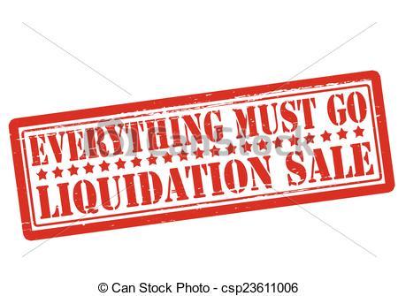 Liquidation Clip Art Vector and Illustration. 514 Liquidation.