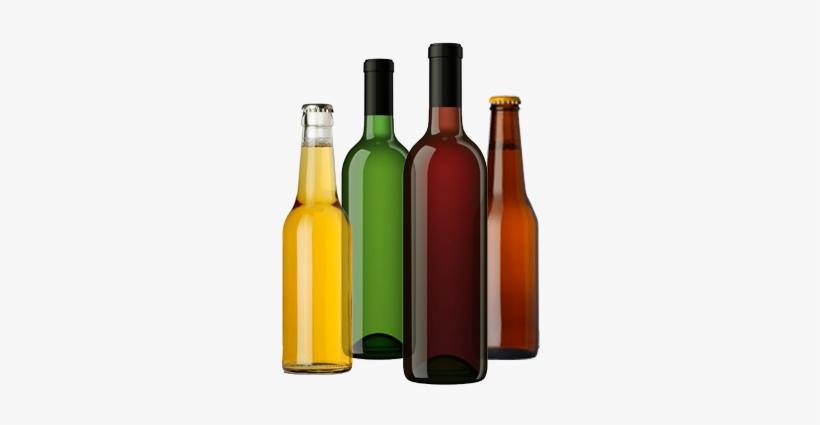 Beer, Wine, And Liquor.