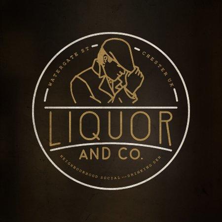 Liquor and Co Logo.