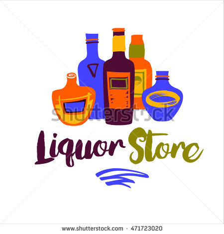 Liquor Store Stock Vectors, Images & Vector Art.