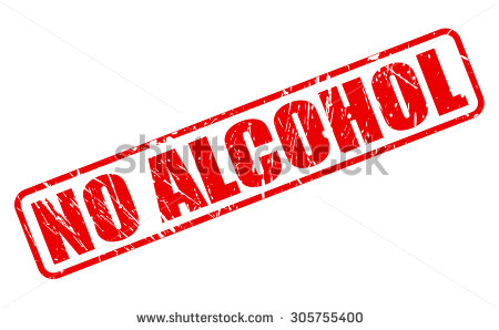 Prohibition Alcohol Stock Images, Royalty.