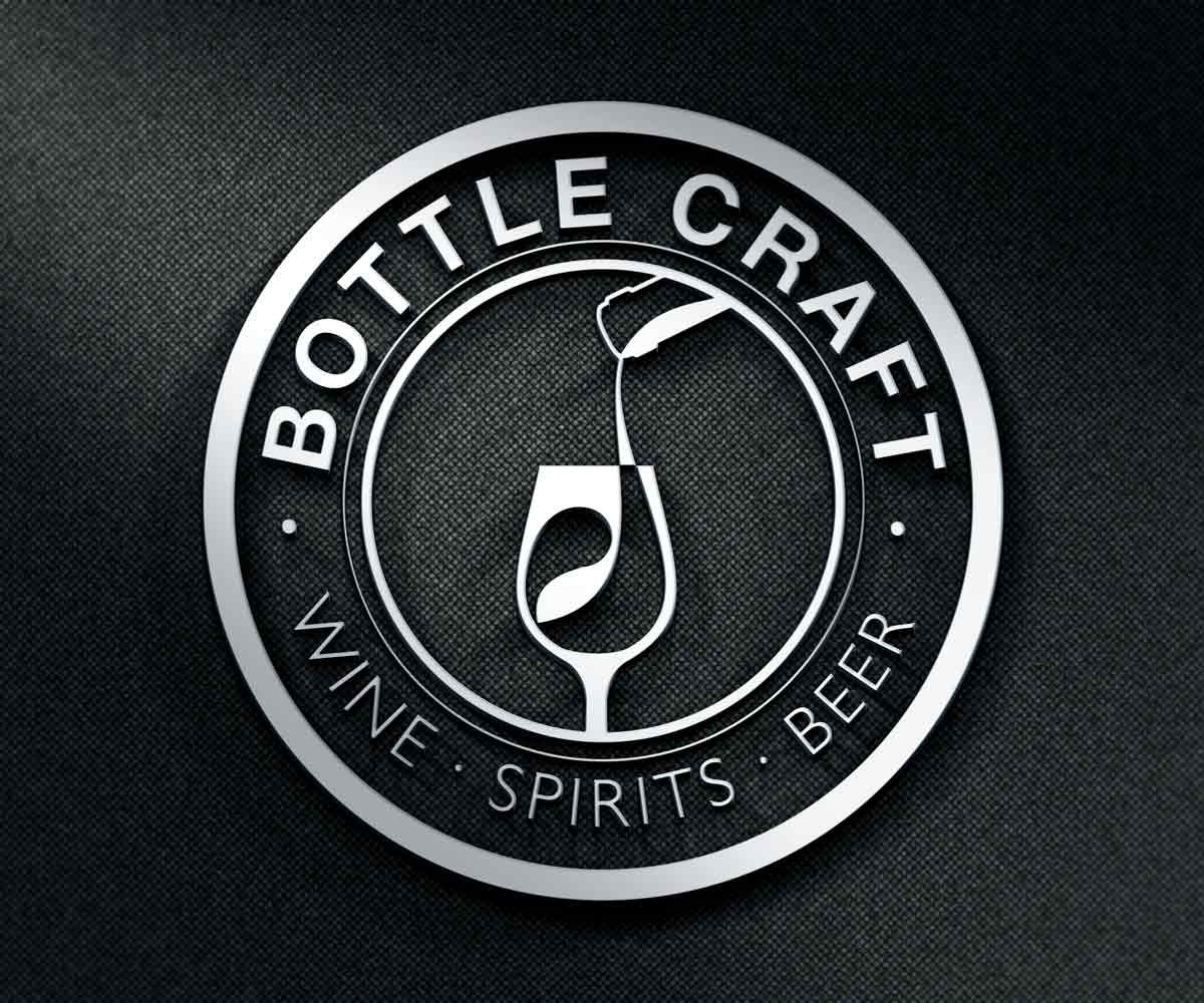 It Company Logo Design for Bottle Craft by Helder Santos.