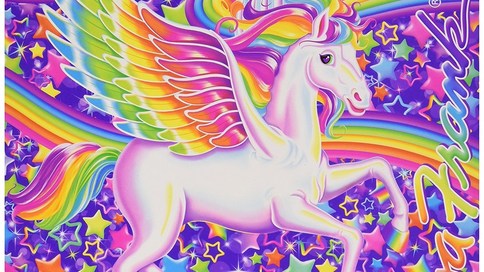 12 Lisa Frank Back To School Items That Will Melt Your \'90s.