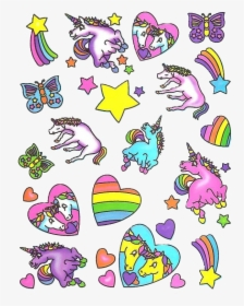 Unicorn Clipart Lisa Frank.