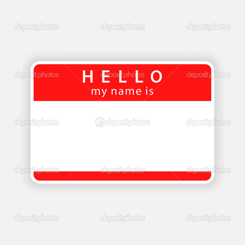 Free names clipart.