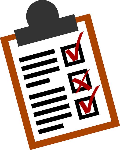 Lista De Verificação Listas.