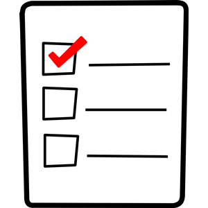Liste / List clipart, cliparts of Liste / List free download.