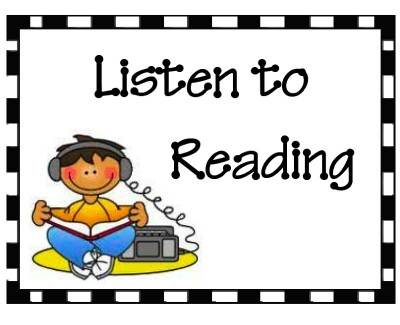 Listen to reading clipart 1 » Clipart Station.