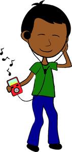 Free Clip Art Children Listening.